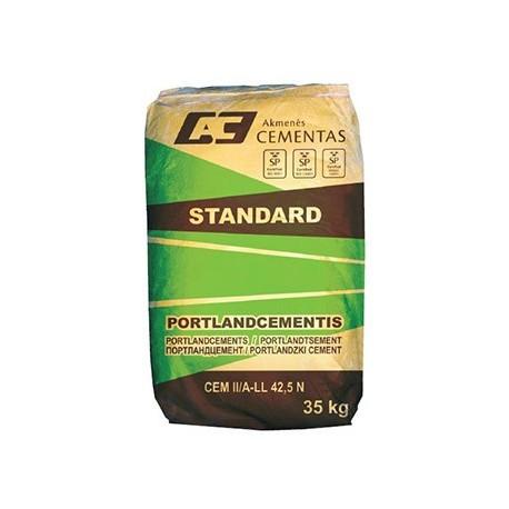 Cementas Standart CEMII/A-LL 42,5 N, 35 kg