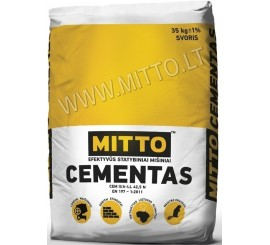 Cementas Portland D500 CEM II 42,5 /A-LL, 35 kg
