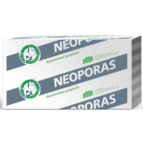 Polistireninis putplastis NEOPORAS EPS 70 frezuotas