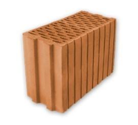 Keraminiai blokeliai Kerapor pertvaroms
