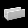 Akyto betono blokeliai Aeroc U formos