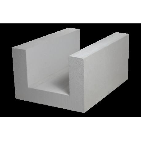 Akyto betono blokeliai Prefbet U formos