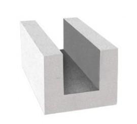 Akyto betono blokeliai Texoblock U formos